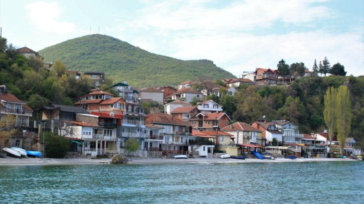 [北マケドニア] 北マケドニアの旅で必見のオフリド湖