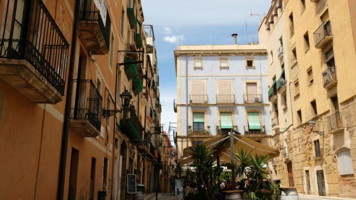 スペイン レンタカーの旅 (3) -アリカンテ、バレンシア、タラゴナ-
