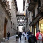 スペイン レンタカーの旅 (4) -バルセロナ、トレド-