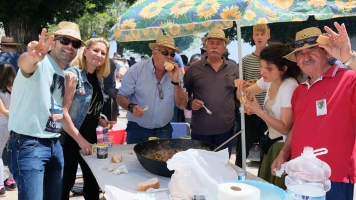 スペインの旅 アルプハラ地方ソルビラン村滞在記 (2) お祭りだ