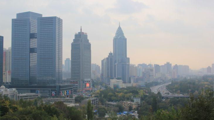 中国の旅(3) 戻ってきた中国、ウィグル自治区へ