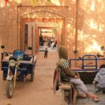 中国の旅(4) シルクロードのオアシス都市カシュガル