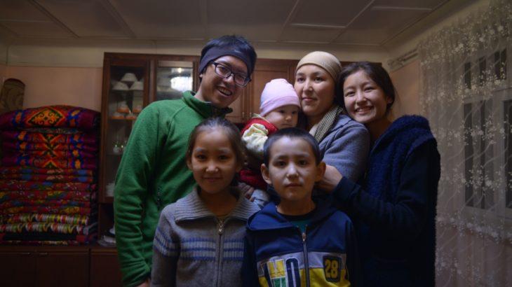 初めての中央アジア!キルギスタン入国