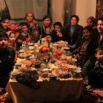 [ウズベキスタン] 気がつけばついつい長居。新年を一緒に祝うまで滞在してしまった田舎町ボイスン