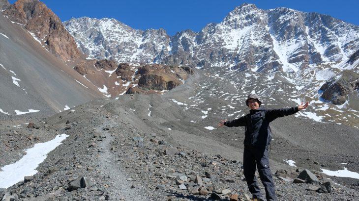 「近況報告」メンドーサ地方 アンデス山脈の麓で1ヵ月間コテージ生活