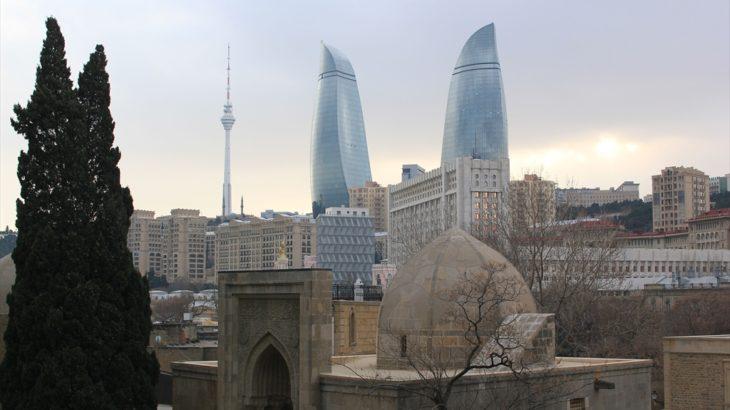 アゼルバイジャン バクー散策 そしてイランに入国した瞬間に警察に連行される
