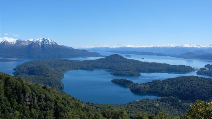 美しい山々、深い森に、豊かな水 パタゴニアにやってきた