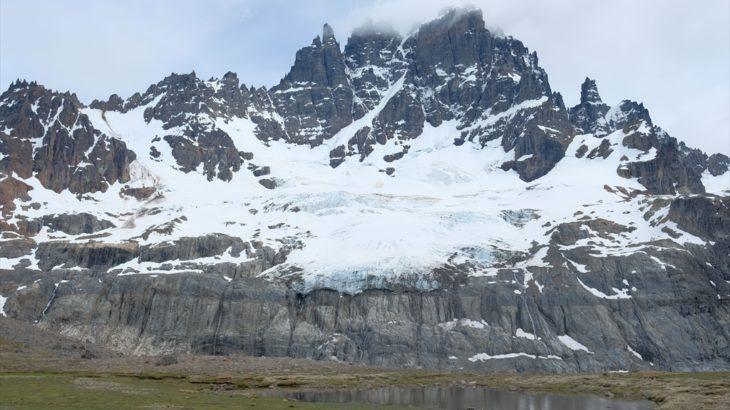 [チリ] Cerro Castillo で絶景トレッキング!そしてRio Tranquilo で海面に輝く大理石の洞窟を見る