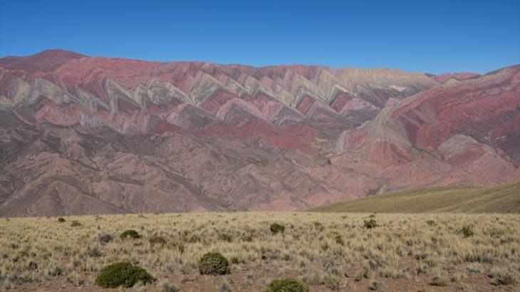 アルゼンチン、フフイ州ウアムアカ~14色の丘の地で日本文化を紹介しながら滞在~
