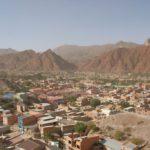 ボリビア入国 最初の町はトゥピサ