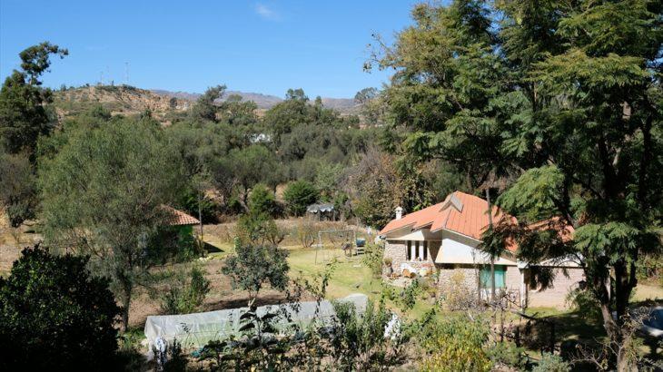 ボリビア スクレ近郊のヨタラ村でオーガニックファームボランティア