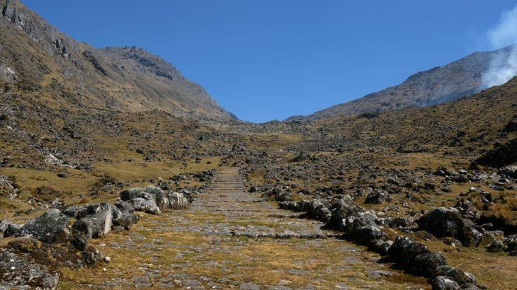 [ボリビア] ラパス トレッキング 1泊2日 インカの道 タケシ・トレイル(Takesi Trail)