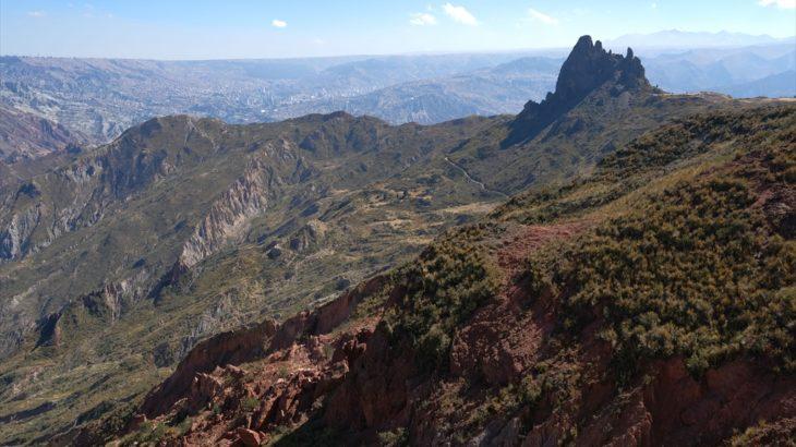 [ボリビア] ラパス 日帰りで行けるトレッキング 「ムエラ・デル・ディアブロ」