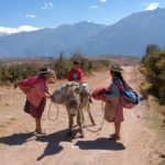 [ペルー] クスコから日帰りで合わせて行ける モライ遺跡とマラス塩田