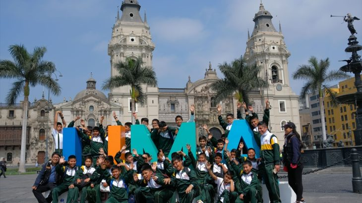 [ペルー] ウルバンバ→リマ→カラス 1600kmをヒッチハイクで