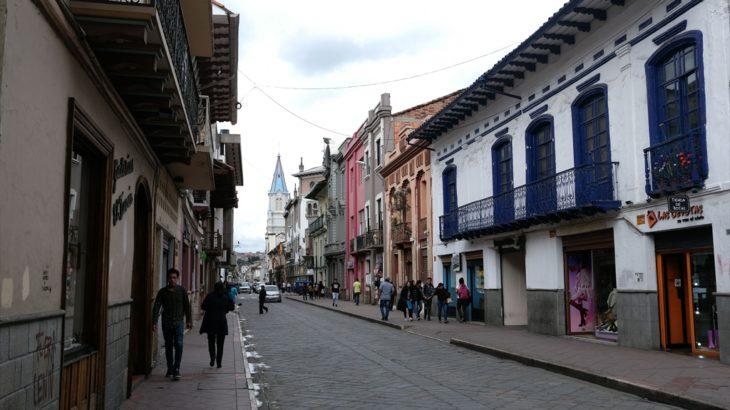 [エクアドル] 世界遺産の街クエンカとカハス国立公園