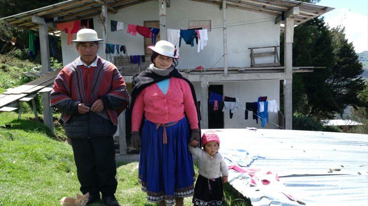 [エクアドル] アンデス地方伝統の薬 シャーマンの診療所に滞在