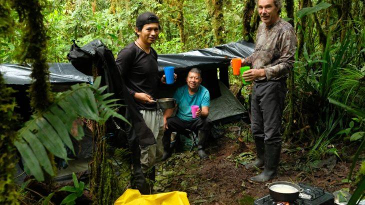 [コロンビア] 初めてのアマゾンジャングル滞在 コロンビア・プトマヨ地方にて