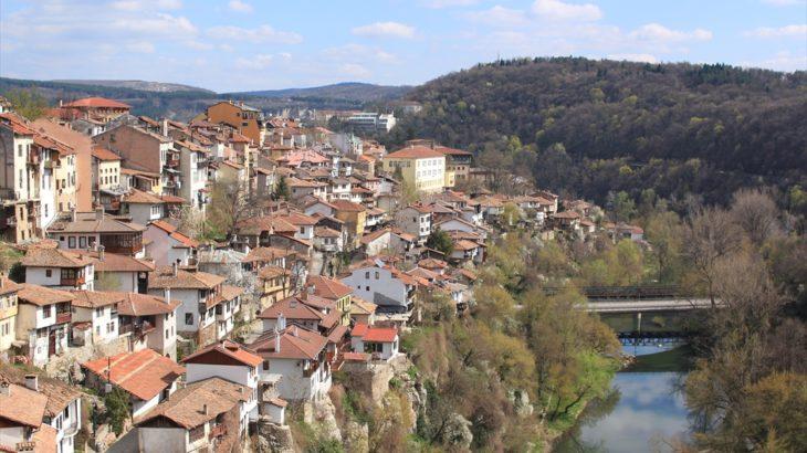 [ブルガリア] ブルガリアの旅(2) 絶景の古都ヴェリコ・タルノボ