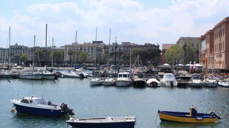 [イタリア] 遂にイタリアへ到着 バーリからローマまでヒッチハイクで行く