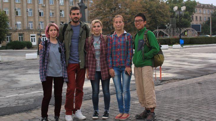 [モルドバ] 旅は観光地だけじゃない 人との忘れられない出会いとふれあいなんだ