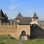 [ウクライナ] フメリヌィーツィクィイ経由 難攻不落の要塞 カームヤネツィ・ポジーリシクィイ要塞とボトィン要塞を訪れる