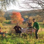 [ウクライナ] カルパティア山脈の麓チェルニウツィーと、田舎の秋を満喫する