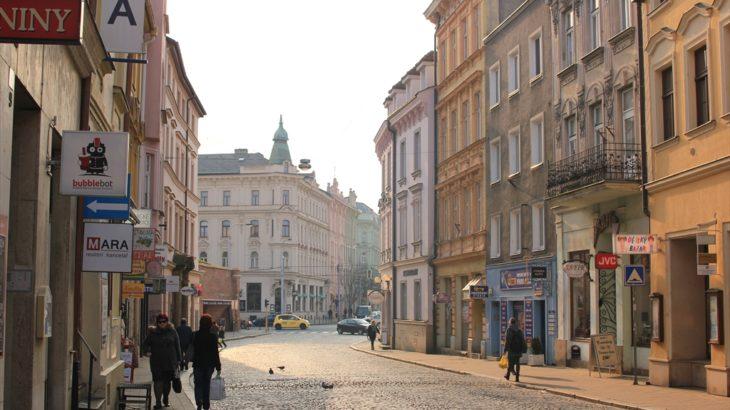 [チェコ] モラヴィア地方を巡る旅 オストラヴァ、オロモウツ、ブルノ