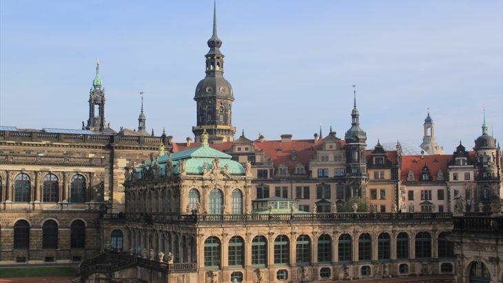 [ドイツ] ドイツ旅の始まりは旧東ドイツから 古都ドレスデンと穴場のエアフルト