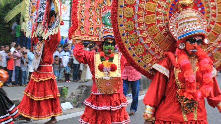 [インド] 南インドの旅を思い出してみる(1) ケララ州コーチン