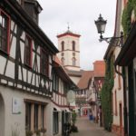 [ドイツ] フランクフルトとハイデルベルク、周辺の美しい木組みの家の街を巡って