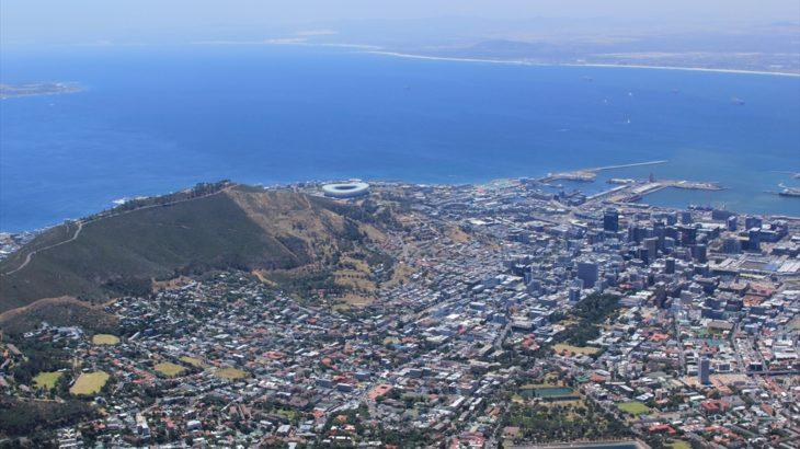 [南アフリカ] アフリカ大陸の旅の始まりは、ケープタウンから 黄熱病ワクチンとテーブルマウンテンと喜望峰