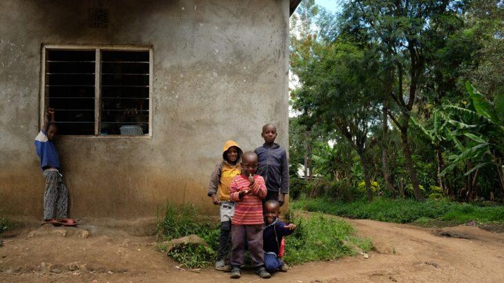 [タンザニア] アルーシャ近郊のウサ・リバー村 メルー山の麓から旅を再開