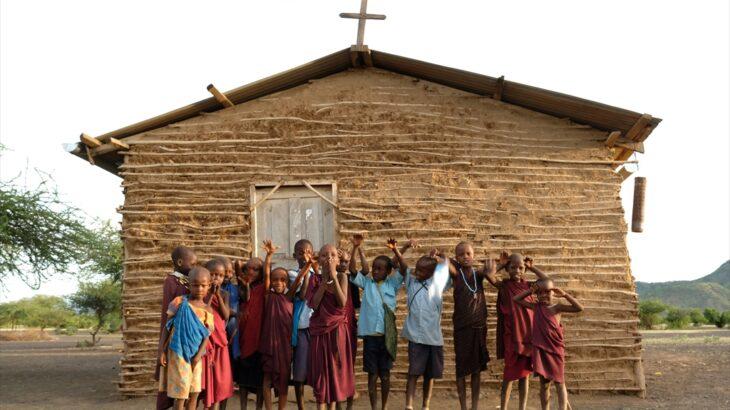 [タンザニア] マサイ族の村アンガルカ(Engaruka)を訪ねて