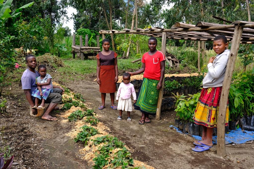 [タンザニア] ヒッチハイクでタンザニア縦断 カトゥンバ村でのファームライフ